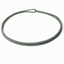 Bronze Age spiral torc 