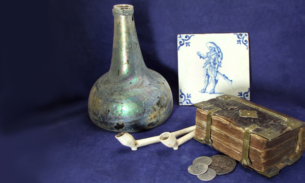 Post-Medieval artefacts