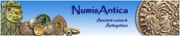 NumisAntica - Ancient Coins & Antiquities