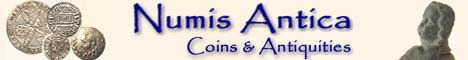 NumisAntica - Coins & Antiquities