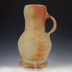 Medieval Siegburg jug