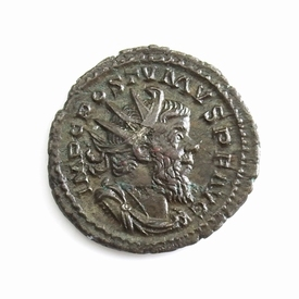 Roman Empire, Postumus (259-268 AD), AR Antoninianus