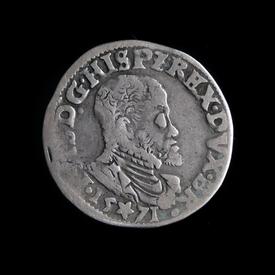 Brabant, Maastricht, 1/10 Philipsdaalder 1571