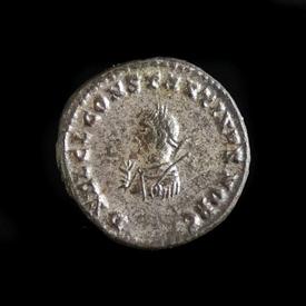 Roman Empire, Constantine II, Æ follis