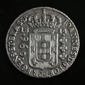 Brazil, Bahia, 960 Reis 1814