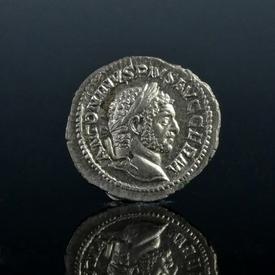 Roman Empire, Caracalla (198-217 AD), AR Denarius