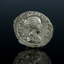 Roman Empire, Plautilla, AR Denarius