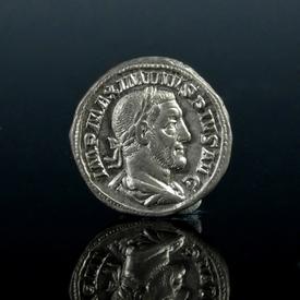 Roman Empire, Maximinus I Thrax (235-238 AD) AR Denarius