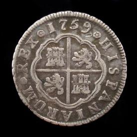 Spain, 2 Reales 1759, Madrid mint