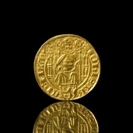 German States, Mainz, Goldgulden, n.d. (1397-1399)