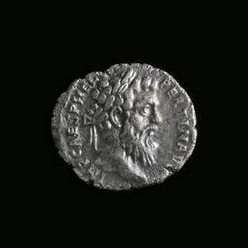 Roman Empire, Pertinax, AR Denarius