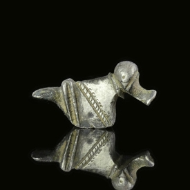 Iron Age, Celtic silver votive bird