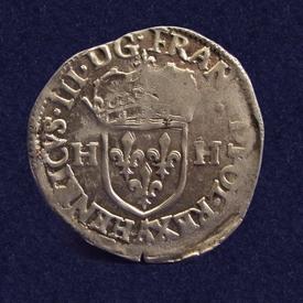 France, douzain 1575