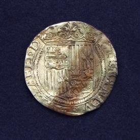 Spain, 1 Real, Sevilla mint