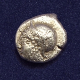 Ancient Greece, Ionia, Phokaia, AR Obol