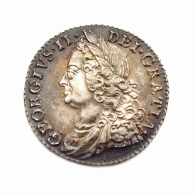 Great Britain, Shilling 1758