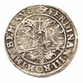 German States, City of Emden, 28 stuber or 2/3 Thaler