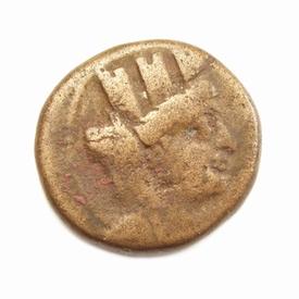 Roman Provincial, Syria, Seleucia, Commodus Orfitianus, Æ21