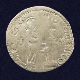 Italian States, Republic of Venice, AR Marcello (Mezza Lira)