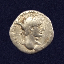 Roman Provincial, Cappadocia, Caesarea, Hemidrachm Hadrian