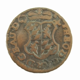 Luik / Liège, Liard (oord) 1750-1752, incusum