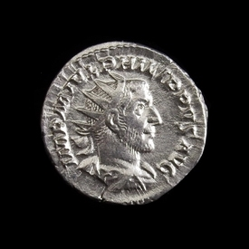 Roman Empire, Philip I Arabs, AR Antoninianus