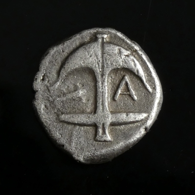 Ancient Greece, Apollonia Pontika, Thrace, AR Drachm