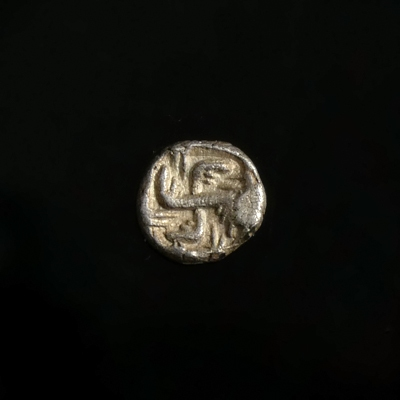 Ancient Greece, Apollonia Pontika, Thrace, AR Hemiobol