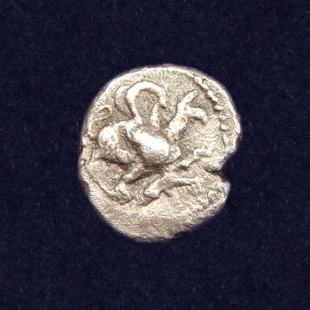 Ancient Greece, Ionia, Teos, AR Trihemiobol