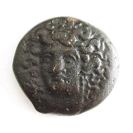 Ancient Greece, Thessaly, Larissa, Æ tetrachalkon
