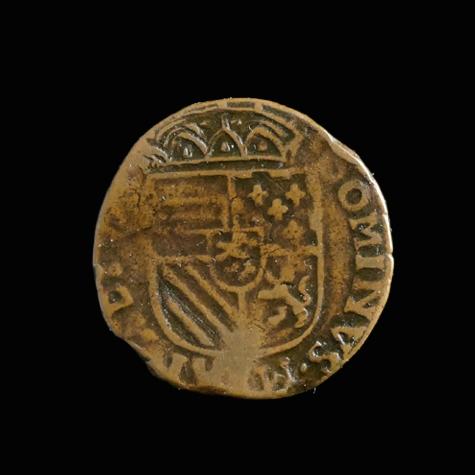 Arras / Artois, Liard (oord) 1586