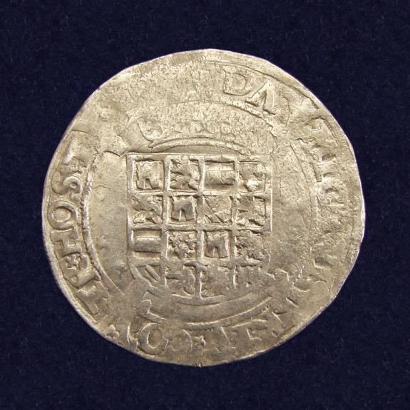 Brabant, Antwerpen, AR 4-stuiver (Vlieger of Krabbelaar)1539