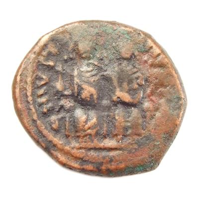 Byzantine Empire, Justinus II & Sophia (565-578 AD)