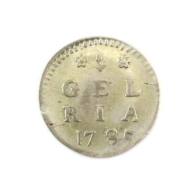 Gelderland, bezemstuiver 1785