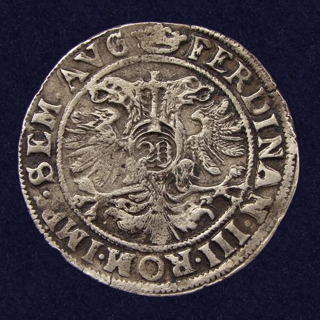 German States, City of Emden, 28 stuber or 2/3 Thaler