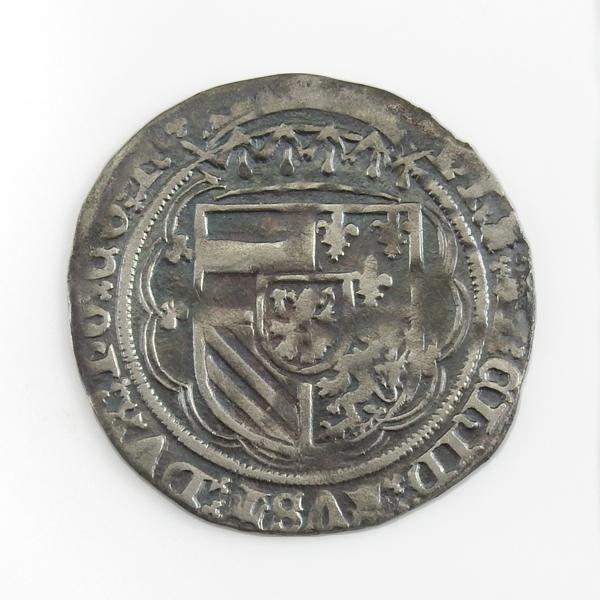 Graafschap Vlaanderen, Brugge, dubbele stuiver 1496-1499