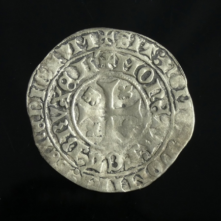 Hertogdom Brabant, Brussel, Groot of ½ Drielander