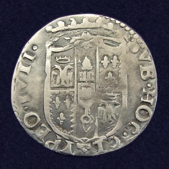 Italian States, Emilia Reggio, Giulio, s.d., rare