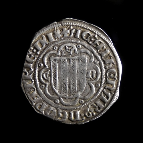 Italian States, Sicily, AR Pierreale Frederick IV (1355-77)