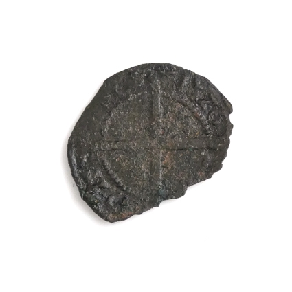 Kampen, 1/4 Plak (duitmer) 1526, very rare