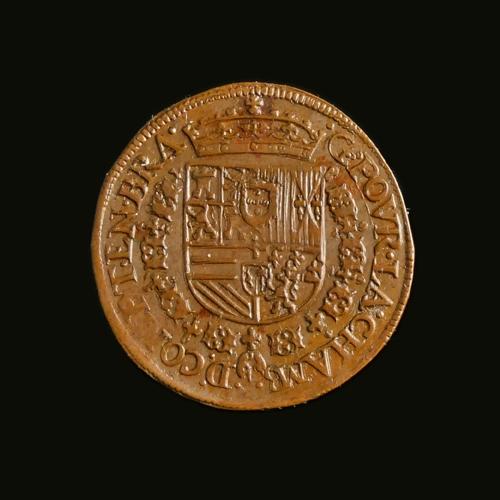 Nederland, Rekenpenning 'Moed en Waakzaamheid van Parma'
