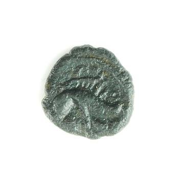 Northeast Gaul, Ambiani, bronze 'au sanglier'