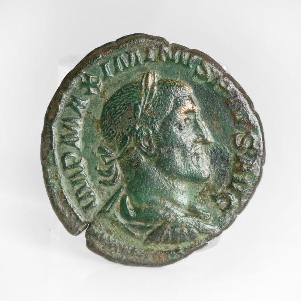 Roman Empire, Maximinus Thrax (235-238 AD), Æ Sestertius