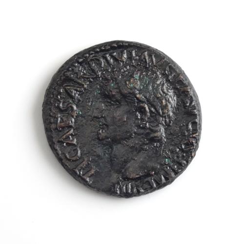 Roman Empire, Tiberius (14-37 AD), Æ As