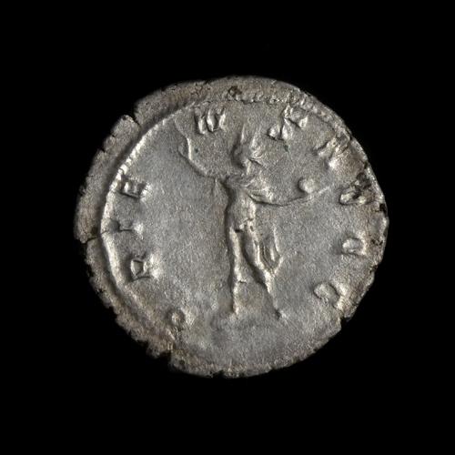 Roman Empire, Valerian I (253-260 AD), AR Antoninianus