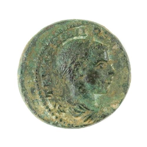 Roman Provincial, Thessalonica, Gordianus, Æ26