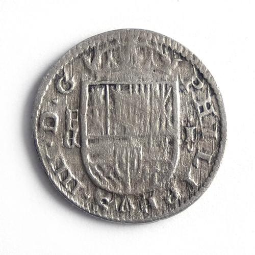 Spain, 1 Real 1652, Segovia mint