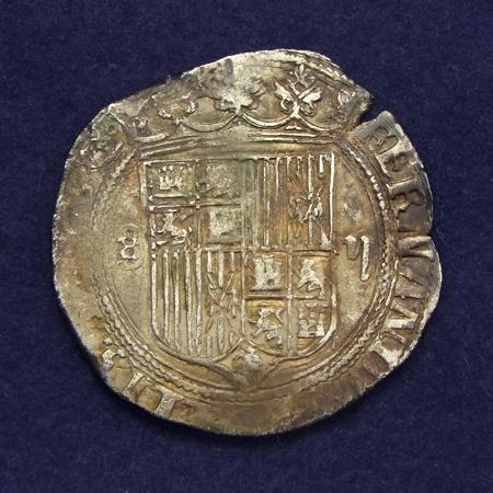 Spain, 2 Reales, Granada mint