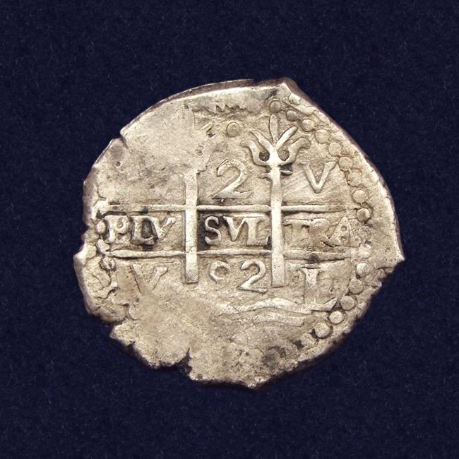 Spain, 2 Reales 1692, Peru, Lima mint (Colonial Spain)