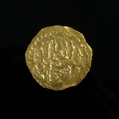 Sumatra, Pasai Sultanate, gold mas of Zainal Abidin Malik